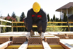 e4 ház építése