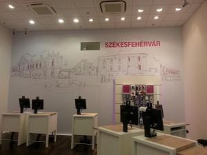 Telekom T-Pont Székesfehérvár